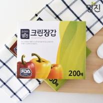 명진 크린 위생장갑 A 200매
