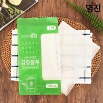 명진 김장봉투 중 2매