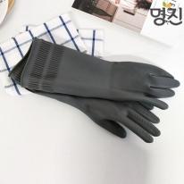 명진 시크한 고무장갑 M