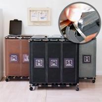 [홈스웰]원더캡 커블리 재활용분리수거함3P