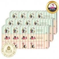 가스파드와 리사 4겹 리얼촉촉 로션티슈 (80매 3개x12팩) 총 36개