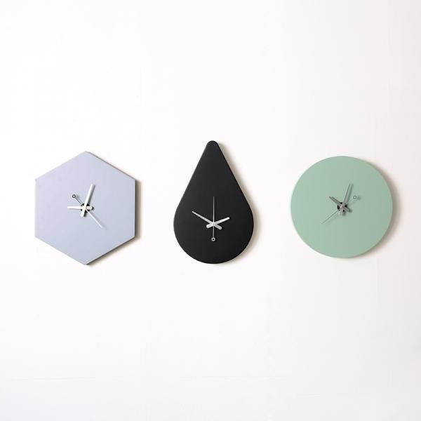 코지 벽걸이 시계