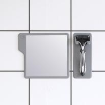 [바이홈] Tooletries 실리콘 샤워 거울