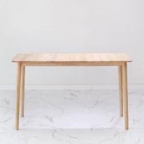 [벤트리] 원목 라운디시 콘솔 테이블 120