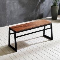 스틸 원목의자 카페의자 식탁의자 벤치의자