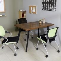다용도테이블 철제테이블 카페테이블 카페테이블 테이블 스틸테이블 책상테이블