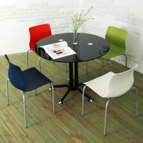 FS03 간의의자 플라스틱의자 의자 업소의자 카페의자