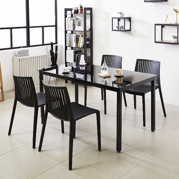 FS02 의자 플라스틱의자 업소의자 간이의자 카페의자