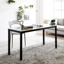 1200X600 철제 프레임 다리 DIY 조립 책상 테이블