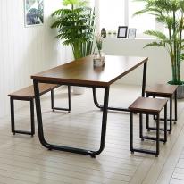 테이블 철재 1200X800 프레임 철제 스틸 식탁 DIY