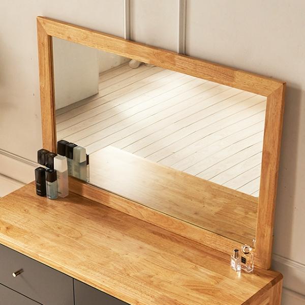 거울 원목거울 벽거울 사각경 와이드거울 화장대거울