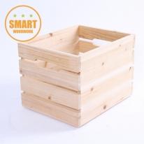 [스마트 목공교육] 클래식 우든박스 DIY 수납가구-대_(개당11,400)-5개 세트