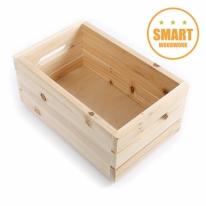 [스마트 목공교육] 클래식 우든박스 DIY 수납가구-소_(개당9,000 )-5개 세트_스마트