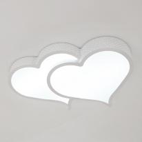 LED 트윈하트 키즈방등