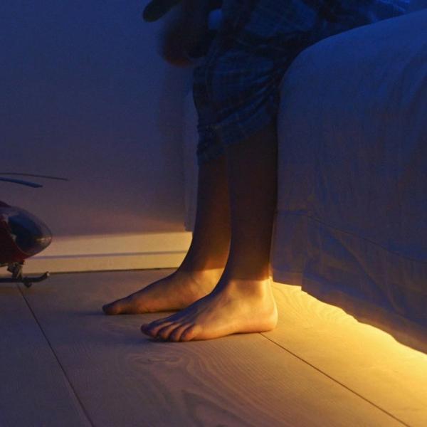 LED 침대 프레임 모션센서(건전지타입)