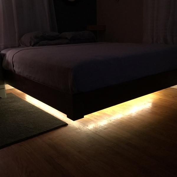 LED 침대 프레임 모션센서(어댑터 타입)