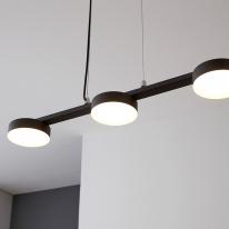 LED 벤자민 3등 인테리어조명