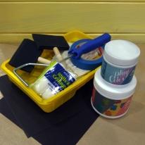 VMM 36가지 컬러 칠판 자석페인트 도구세트
