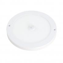 국산 LED 고감도 슬림엣지 센서등 8인치 20W/무타공/최대감지거리 5m~7m