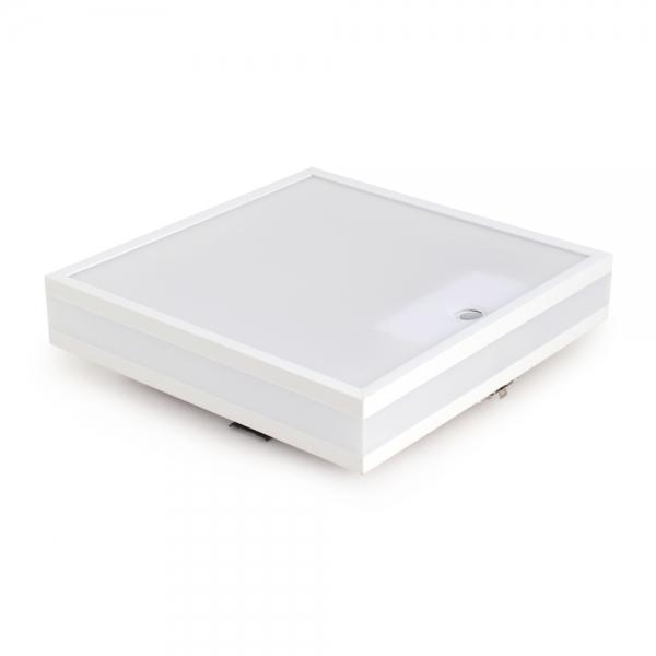 파룩스 LED베이직 사각센서등 15W 주광색(6500K) 국내생산/LG이노텍칩
