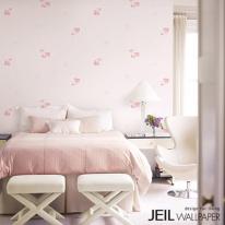 J6838-2 헤더 핑크  [풀바른합지벽지]