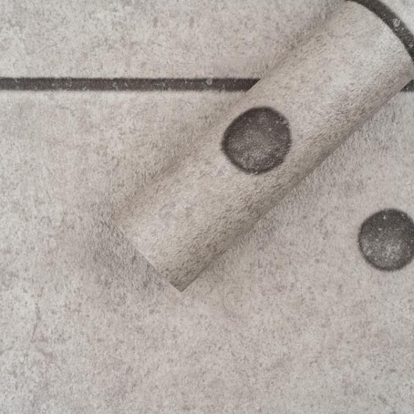하트스타 스카이블루 SW27396-2 풀바른합지벽지