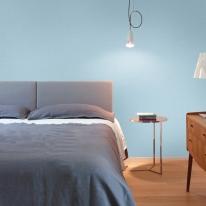 차분한 블루 LG7043-13 풀바른실크벽지