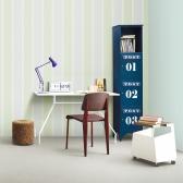 컬린민트 블루 G77191-2 풀바른실크벽지
