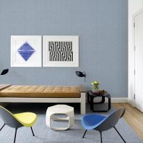 [월플랜]만능풀바른벽지 와이드합지 LG54008-6 솜사탕 블루