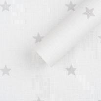[월플랜]만능풀바른벽지 와이드합지 LG54022-1 샤이니스타 실버