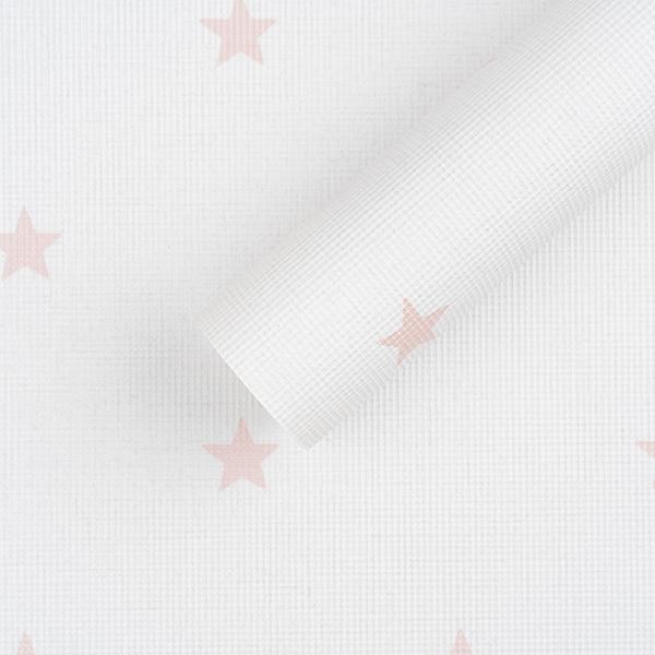 [월플랜]만능풀바른벽지 와이드합지 LG54022-2 샤이니스타핑크