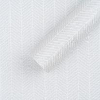 [월플랜]만능풀바른벽지 와이드합지 LG54015-2 헤링본 블루