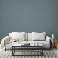 [월플랜]풀바른벽지 와이드합지 LG54020-8 모던페인팅 시안블루