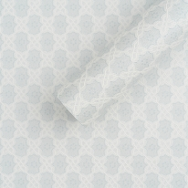 [월플랜]풀바른벽지 합지 SH6777-3 레이스 민트