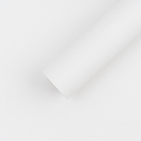 [월플랜]만능풀바른 실크벽지 SW376-1 심플 화이트