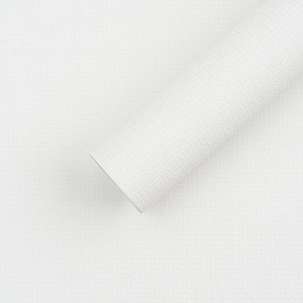 [월플랜]만능풀바른 실크벽지 HD5052-1 블랑 화이트