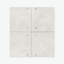 서울벽지 SW26001-1 콘크리트 라이트그레이