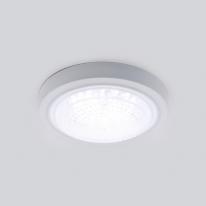 LED 화이트 원형 직부등