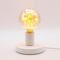 LED 에디슨 볼구형 눈꽃 전구 2.5W