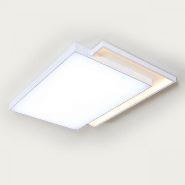[아뜨레] LED 레이블 거실등 직사각 180W
