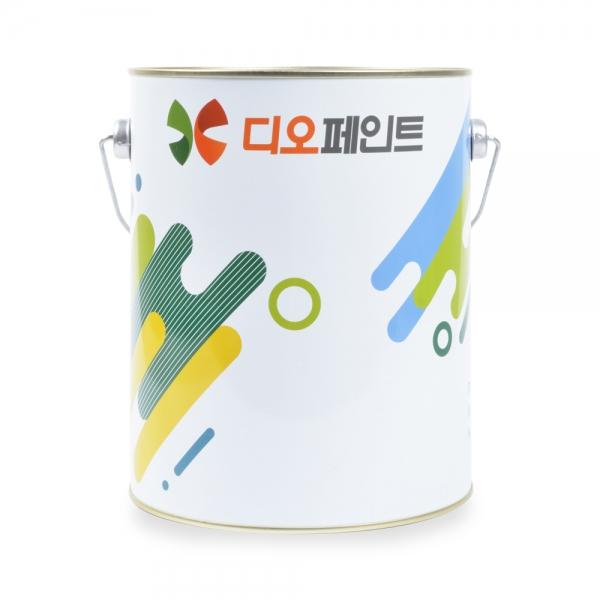 실리콘페인트/실리콘4L/외부용/수성/친환경페인트