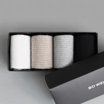 매일 톡톡한 워싱 디자인 양말 기프트 세트