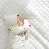 숨쉬는 순면 방수요 아기 방수패드 대형