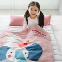 보니멀랜드 클린모달 토퍼형 어린이집 낮잠이불