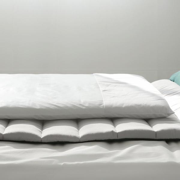 어린이집 낮잠이불 토퍼형 방수패드