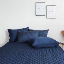 풍기인견 스칸디콜렉션 여름 침대패드 러그 라지킹 LK