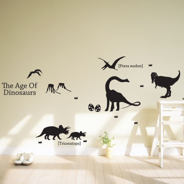THE AGE OF DINOSAURS 공룡시대
