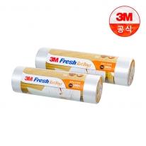 [3M]후레쉬 위생롤백(중) 500매+(대) 500매
