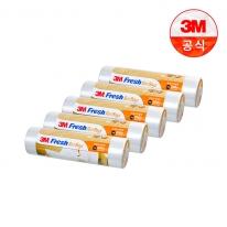 [3M]후레쉬 위생롤백(대) 500매 5개세트