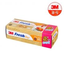 [3M]후레쉬 위생백(중형) 100+50매(25x35cm)